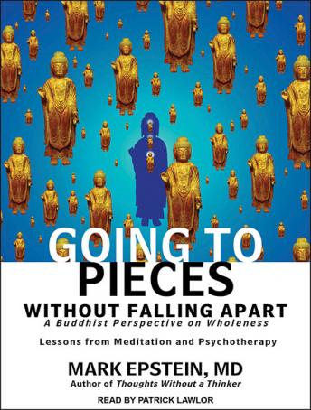 Going to Pieces without Falling Apart: A Buddhist Perspective on Wholeness, Md Mark Epstein