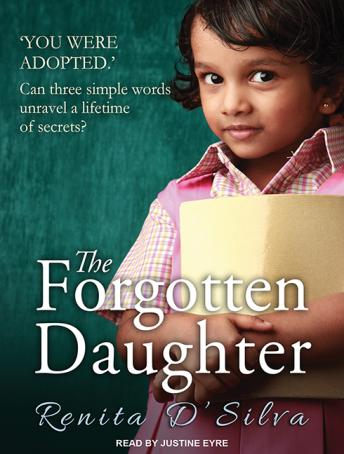 Forgotten Daughter, Renita D'Silva