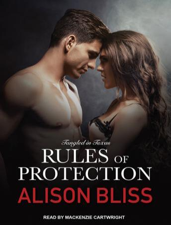 Rules of Protection, Alison Bliss