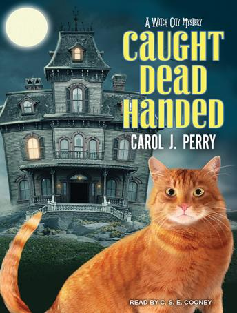 Caught Dead Handed, Carol J. Perry