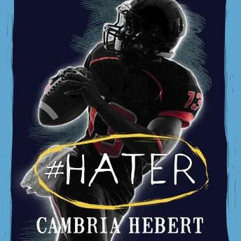 #Hater, Audio book by Cambria Hebert