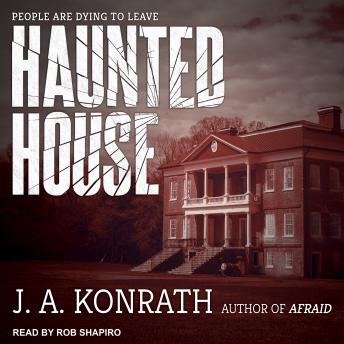 Haunted House, Jack Kilborn