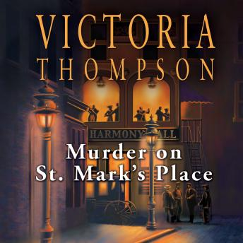 Murder on St. Mark's Place, Victoria Thompson