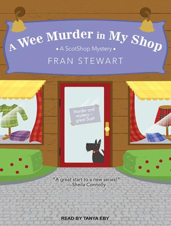 Wee Murder in My Shop, Fran Stewart