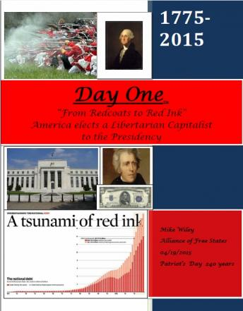 Day One - From Redcoats to Red Ink, Mike Wiley