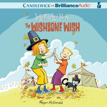 Judy Moody & Stink: The Wishbone Wish, Megan McDonald