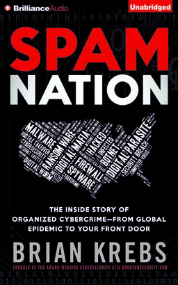 Spam Nation, Brian Krebs