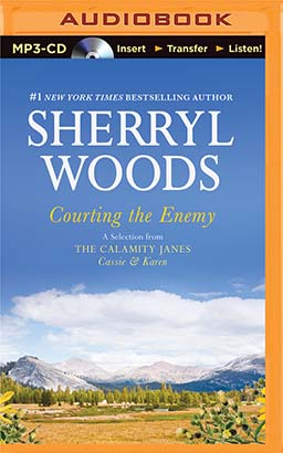 Courting the Enemy, Sherryl Woods