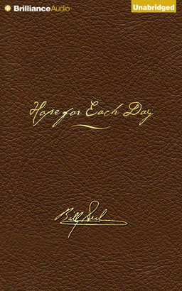 Hope for Each Day Signature Edition, Billy Graham