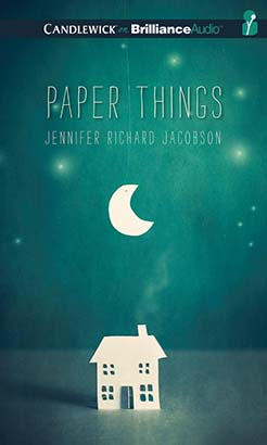 Paper Things, Jennifer Richard Jacobson