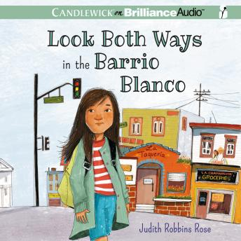 Look Both Ways in the Barrio Blanco, Judith Robbins Rose