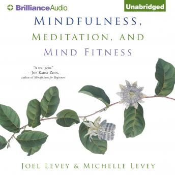 Mindfulness, Meditation, and Mind Fitness, Michelle Levey, Joel Levey