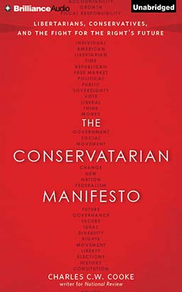 Conservatarian Manifesto, Charles C. W. Cooke