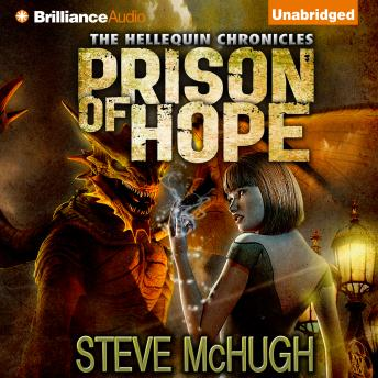 Prison of Hope, Steve McHugh