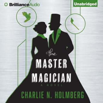 Download Master Magician by Charlie N. Holmberg