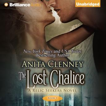 Lost Chalice, Anita Clenney