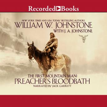 Preacher's Bloodbath, William W. Johnstone, J.A. Johnstone