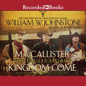 Kingdom Come, William W. Johnstone, J.A. Johnstone