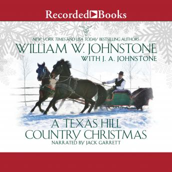 Texas Hill Country Christmas, William W. Johnstone, J.A. Johnstone