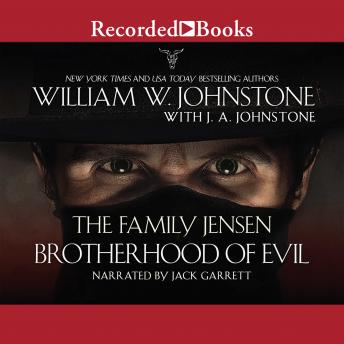 Brotherhood of Evil, William W. Johnstone, J.A. Johnstone