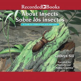 About Insects/Sobre los insectos: A Guide for Children /Una guia para ninos, Cristina de la Torre, Cathryn Sill