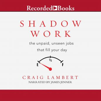 Shadow Work: the unpaid, unseen jobs that fill your day, Craig Lambert