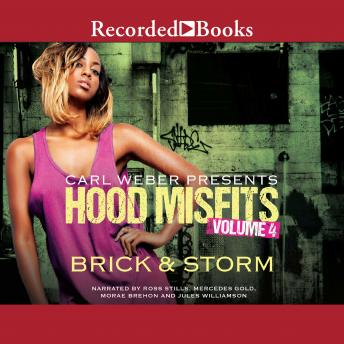 Hood Misfits Volume 4: Carl Weber Presents