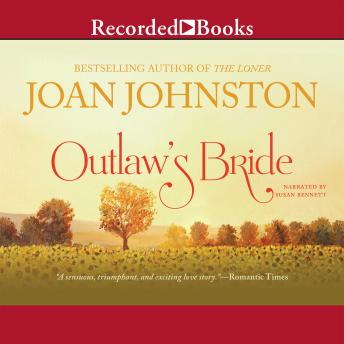 Outlaw's Bride, Joan Johnston