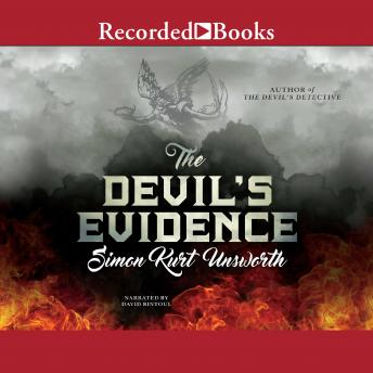 Devil's Evidence: A Novel, Simon Kurt Unsworth