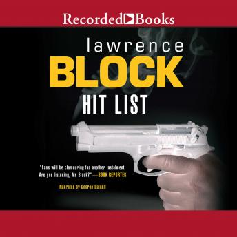 Hit List, Lawrence Block