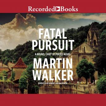 Fatal Pursuit, Martin Walker