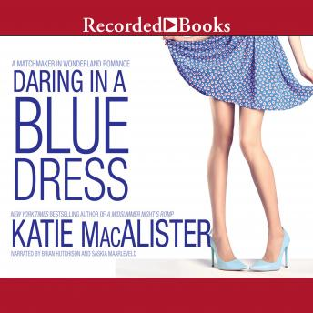 Daring in a Blue Dress, Katie MacAlister