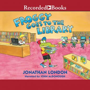 Froggy Goes to the Library, Jonathan London