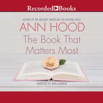 Book That Matters Most, Ann Hood