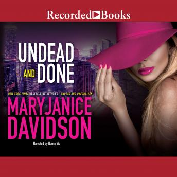 Undead and Done, MaryJanice Davidson