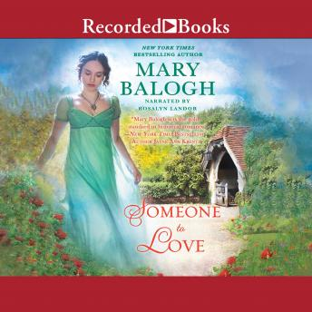 Someone to Love, Mary Balogh