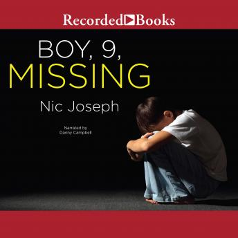 Boy, 9, Missing, Nic Joseph