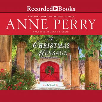 Christmas Message, Anne Perry