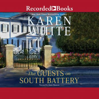 Guests on South Battery, Karen White