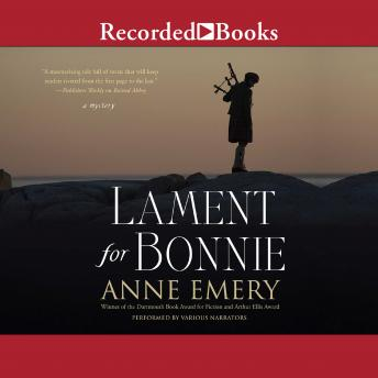 Lament for Bonnie, Anne Emery