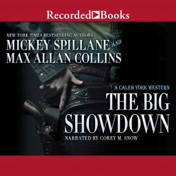 Big Showdown, Mickey Spillane, Max Allan Collins