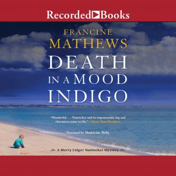 Death in a Mood Indigo, Francine Mathews