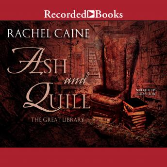 Ash and Quill, Rachel Caine