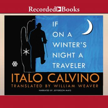 If On a Winter's Night A Traveler sample.