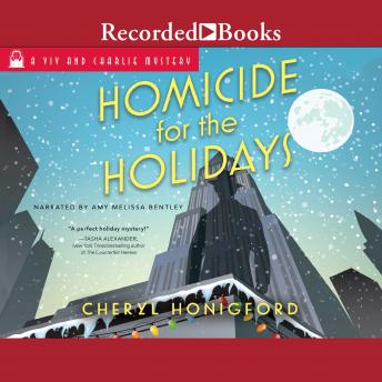 Homicide for the Holidays, Cheryl Honigford