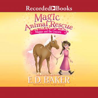 Magic Animal Rescue: Maggie and the Unicorn