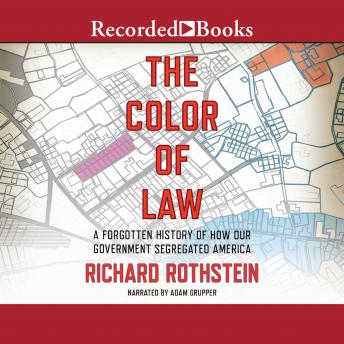 Download Color of Law by Richard Rothstein