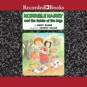 Horrible Harry and the Battle of the Bugs, Suzy Kline