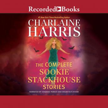 Complete Sookie Stackhouse Stories, Charlaine Harris