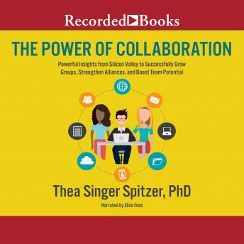 Power of Collaboration: Powerful Insights from Silicon Valley to Successfully Grow Groups, Strenghten Alliances, and Boost Team Potential, Thea Singer Spitzer